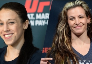 Joanna Jedrzejczyk And Miesha Tate Have Both Been Booked To Fill Up UFC 205's Sorely Lacking Card