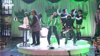 John Legend And Stevie Wonder's Faithful Rendition Of 'Hey Ya!' Will Give You Flashbacks