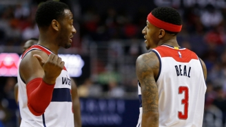 Wizards Coach Scott Brooks Likens John Wall And Bradley Beal To Just Arguing 'Brothers'