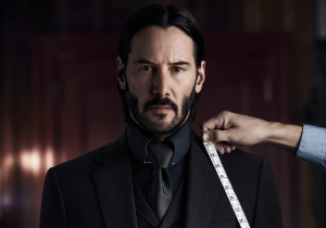 Keanu Reeves Is Dressed To Kill In The First Poster For 'John Wick: Chapter 2'