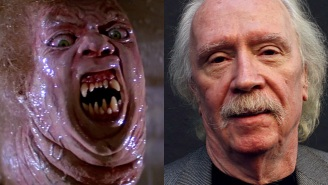 John Carpenter knows what it feels like to have his remake bashed by the original film's director
