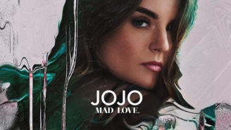 JoJo Can't Help Being In 'Mad Love' On Her Passionate New Single