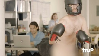 'Jon Glaser Loves Gear' Looks Like 'Delocated' Meets The Sharper Image In Its First Trailer