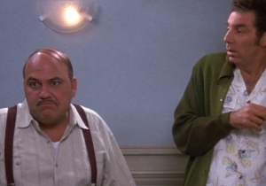 Jon Polito's Old-Fashioned Fax Machine Is The Reason He Landed A Hilarious Role On 'Seinfeld'