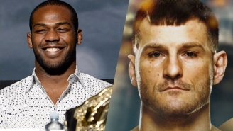 Jon Jones Is Interested In Challenging Stipe Miocic For The UFC Heavyweight Title