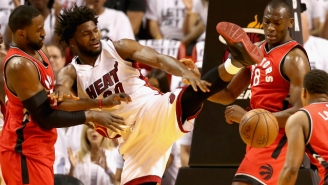 Justise Winslow Reportedly Improved His Shot And Can Be 'A Special Player' For The Heat