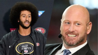 Colin Kaepernick Finally Responds To Trent Dilfer's Rant About His Anthem Protest