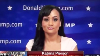 Katrina Pierson Was Reportedly Denied A White House Job Because She Created 'Drama' Over Sean Spicer