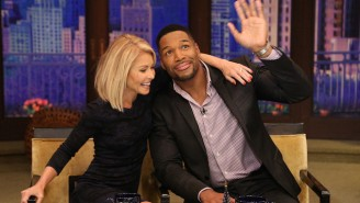 Michael Strahan On Kelly Ripa And His Exit From 'Live': 'I Was Painted As The Bad Guy'