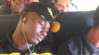 A Kennesaw State Player Hated Flying For The First Time So Much He Passed Out