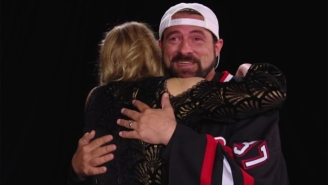 Kevin Smith Gets Emotional While Discussing How His Daughter 'Saved Him' From Bitterness
