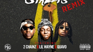 With Retirement Out The Way, Lil Wayne Kills YFN Lucci's 'Key To The Streets' With 2 Chainz