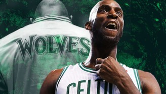For Kevin Garnett, Anything Really Was Possible