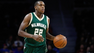 Khris Middleton Is Expected To Miss Six Months With A Torn Hamstring