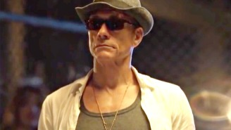 Jean Claude Van Damme kicks again in 'Kickboxer: Vengeance'