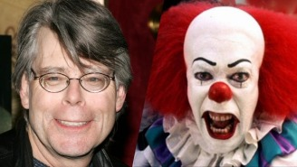Horror Authority Stephen King Comments On The Current Outbreak Of Creepy Clowns