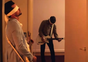 Kings Of Leon Are Blindfolded In Suburbia In The Surreal 'Waste A Moment' Video