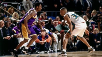 Phil Jackson Once Briefly Considered Trading Kobe Bryant For Grant Hill