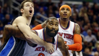 Melo And Kyle O'Quinn Used Kevin Seraphin's Social Media Obsession For A Perfect Prank