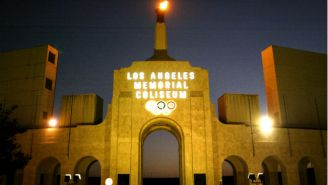 Los Angeles Is Looking More And More Like The Home Of The 2024 Olympics