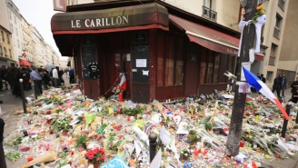 Memorial Events And Tension Mark The Anniversary Of The Paris Terror Attacks