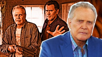 Lee Majors On 'Ash Vs. Evil Dead' And The Changing Landscape Of Television