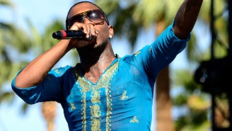 Lil B Gifts A Homeless Family With Money And A Dose Of Positivity