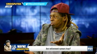 Lil Wayne Explains What Led To His Supposed Retirement Tweets