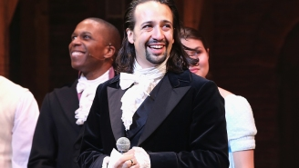 Lin-Manuel Miranda Has Already Written 11 Songs For Another Animated Musical