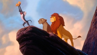 Jon Favreau is directing a live-action remake of 'The Lion King' for Disney