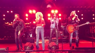 Watch Little Big Town Electrify Alicia Keys' 'Fallin' With Country Harmonies