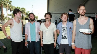 Local Natives Do Their Best To Not Anger The Hive With Their Cover Of Beyoncé's 'All Night'