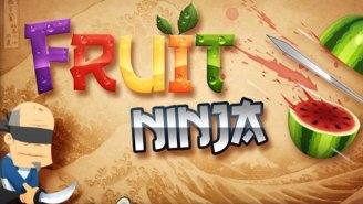 Mobile game 'Fruit Ninjas' headed to the big screen