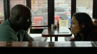 Luke Cage, self-proclaimed 'not the hero type,' gets all heroic in new trailer