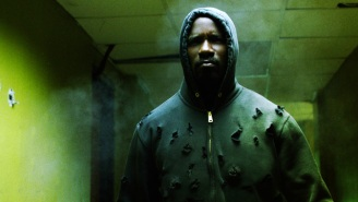 Marvel's 'Luke Cage' Ties Superheroics To Thorny, Real-World Issues