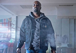 'Luke Cage' Star Mike Colter Explains The Show's Amusing Nod To The Comic Book's Fashion