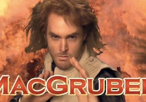 Will Forte Is Working On The Sequel To His Cult Classic 'MacGruber'
