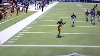 This Is Without A Doubt The Most Infuriating Pick Six In The History Of 'Madden'
