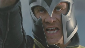 Michael Fassbender Has A Hard Time Watching Himself As Magneto