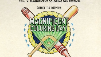 Chance The Rapper's Magnificent Coloring Day Will Livestream On Tidal