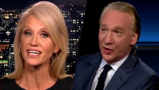 Bill Maher To Trump Campaign Manager Kellyanne Conway: 'You Are Enabling Pure Evil'