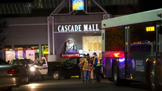 Police Are Searching For The Shooter Behind The Murder Of 5 People At A Washington Mall