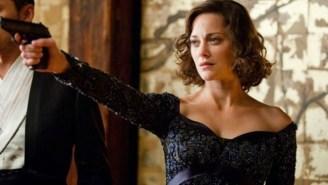 Marion Cotillard Addresses Those Brad Pitt Rumors Head On