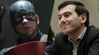 A Tweet By Chris Evans About Patton Oswalt Sent Martin Shkreli Into A Fiery Twitter Rant