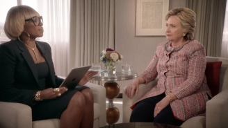 Mary J. Blige Sits Hillary Clinton Down For A Real Conversation About Race