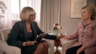 Mary J. Blige's Hillary Clinton Interview Is A Lot Better Than The Preview Suggested