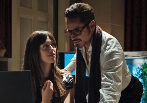 'Iron Man 3' had a female villain until corporate got involved – She Said/She Said