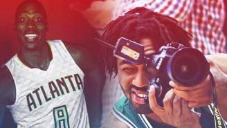 A Caption Contest For The Most Wonderfully Weird NBA Media Day Photos