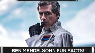 Did you know these fun facts about Star Wars' Ben Mendelsohn