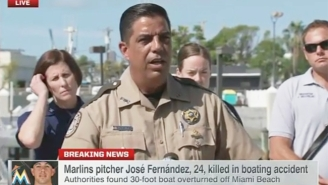Miami Authorities Provide Details Behind The Fatal Boat Accident That Killed Jose Fernandez